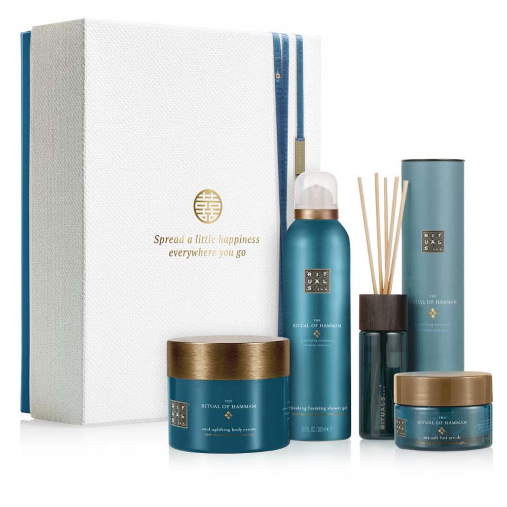 Hammam Purifying Collection